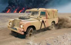 Revell British 4x4 Off-Road Vehicle 109 1/35 3246