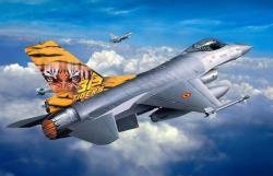Revell Lockheed Martin F-16 Mlu TigerMeet 1/144 3971