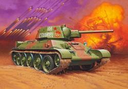 Revell T-34/76 1/35 3244
