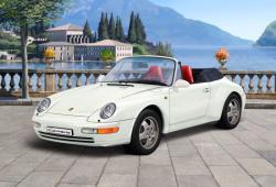 Revell Porsche Carrera Cabrio 1/24 7063