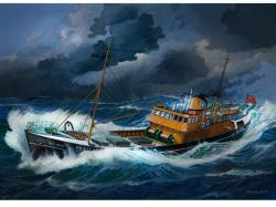 Revell North Sea Trawler 1/142 5204