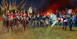 Revell Battle of Waterloo 1815 1/72 2450