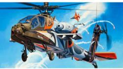 Revell AH-64D Longbow Apache Aniversary RNLAF 100 1/48 4896