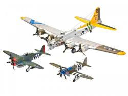 Revell Gift-Set USAAF 8th AF Flying Legends 1/72 5794