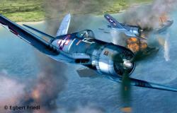Revell Vought F4U-1D Corsair 1/32 4781