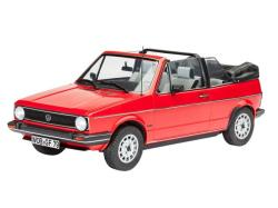 Revell VW Golf 1 Cabrio 1/24 1/72 7071