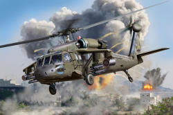 Revell UH-60A Black Hawk 1/72 4940