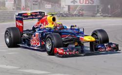 Revell Red Bull Racing RB8 Mark Webber 1/24 7075