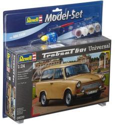 Revell Trabant 601 Universal Set 1/24 67070