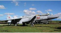 Revell MiG-25 Foxbat (3969)