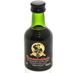 Bunnahabhain 12 Years Whiskey 0,05L 46,3%