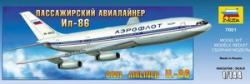Zvezda Ilyushin IL-86 1/144