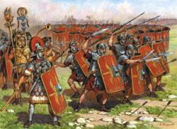 Zvezda Roman Imperial Infantry 1/72