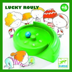 DJECO Lucky Rouly - Golyós játék