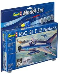 Revell MiG-21F-13 Fishbed C 1/72 63967