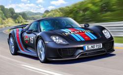 Revell Porsche 918 Spyder 1/24 7027