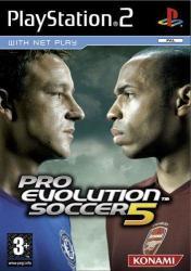 Konami PES 5 Pro Evolution Soccer (PS2)