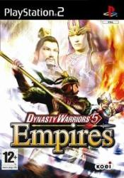 Koei Dynasty Warriors 5 Empires (PS2)