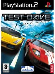 Atari Test Drive Unlimited (PS2)