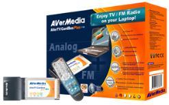 AVerMedia AverTV Cardbus Plus