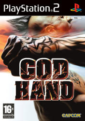 Electronic Arts God Hand (PS2)
