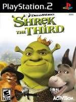 Activision Shrek the Third (PS2)