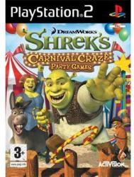 Activision Shrek's Carnival Craze Party Game (PS2)