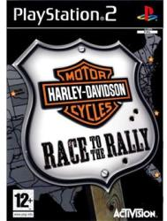 Activision Harley Davidson Race to the Rally (PS2)
