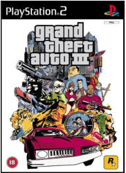 Rockstar Games Grand Theft Auto III (PS2)