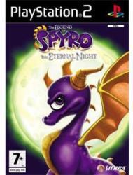Sierra The Legend of Spyro The Eternal Night (PS2)