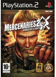 Electronic Arts Mercenaries 2 World in Flames (PS2)