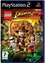 LucasArts LEGO Indiana Jones The Original Adventures (PS2)