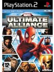 Activision Marvel Ultimate Alliance (PS2)