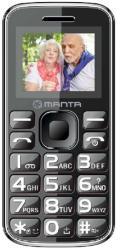 Manta Senior Phone Glossy TEL1706
