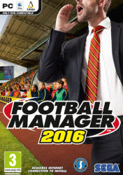 SEGA Football Manager 2016 (PC)