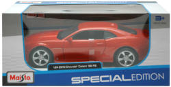 Maisto Chevrolet Camaro RS 2010 1/24 - Special Edition