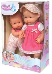 Famosa Nenuco - Édes testvérek 2db-os baba szett 42cm-es és 35cm-es babákkal