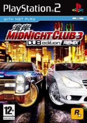 Rockstar Games Midnight Club 3 DUB Edition Remix (PS2)