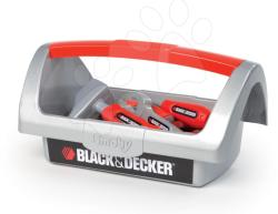 Smoby Black & Decker szerelőláda 500245