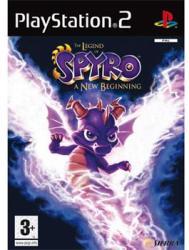 Sierra The Legend of Spyro A New Beginning (PS2)