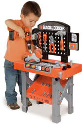 Simba Black & Decker szuper munkapad 500205