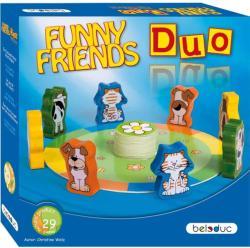 Beleduc Prietenii Veseli Duo