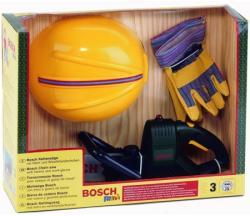 Klein Bosch Mini láncfűrész készlet védősisakkal 8435