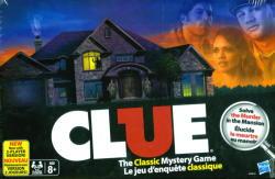Hasbro Cluedo - Jocul Misterelor (38712 )