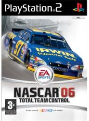 Electronic Arts NASCAR 06 Total Team Control (PS2)