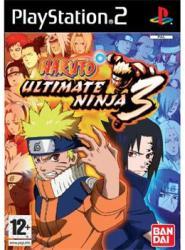 Namco Bandai Naruto Ultimate Ninja 3 (PS2)