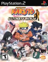 Namco Bandai Naruto Ultimate Ninja (PS2)