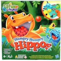 Hasbro Elefun si Prietenii - Hungry Hippos (98936)