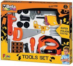 Faro Toys Beta Junior szerszámszett 2 változatban 4017