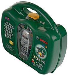 Klein Bosch Mini szerszámos koffer telefonnal 8406